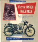 Classic British Trials Bikes by Don Morley